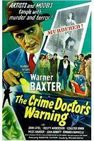 Crime Doctor's Warning