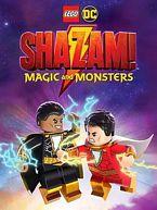 乐高DC沙赞:魔法与怪物