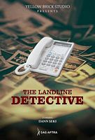 用固定电话的侦探