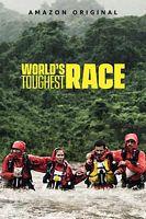 世界上最艰难的比赛:斐济环保挑战赛