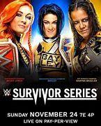 WWE:强者生存