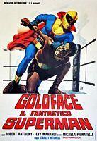 Goldface, il fantastico superman