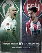 Werder Bremen vs 1. FC Heidenheim 1846