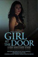 门口的女孩