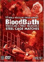 WWE Bloodbath: Wrestling's Most Incredible Steel Cage Matches